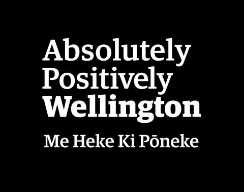 Absolutely Positively Wellington logo